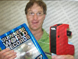 Pricing books for another world record