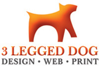 3 Legged Dog Design